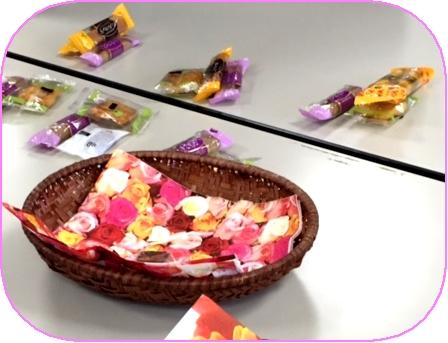 4月サロン お菓子